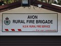 Image for Avon Rural Fire Brigade