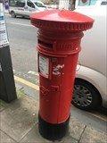 Image for Victorian Pillar Box - Potterrow, Edinburgh, Lothian, UK