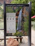 Image for Emerald Pools Trailhead - Zion NP, UT