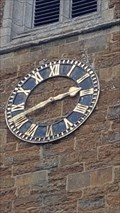 Image for Church Clock - St James the Great - Gretton, Northamptonshire