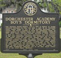 Image for Martin Luther King Jr. visited Dorchester Academy Boy's Dormitory - Midway, GA