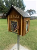 Image for Little Free Library 16524 - Ponca City, OK