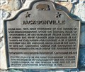 Image for CA Historic Marker: Jacksonville