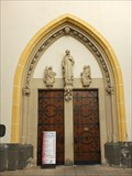 Image for Doorways of St. Laurentius church (Ahrweiler) - NRW / Germany