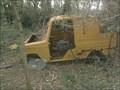 Image for La voiture jaune - Coulanges - France