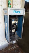 Image for Old Farrington Hotel Payphone - Callahan, CA