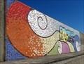 Image for Scrolls - Mural - Eisenhower Pier, Bangor, Northern Ireland.
