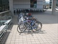 Image for Weisner Building Bike Rack and Repair Station, MIT - Cambridge, MA