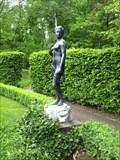 Image for Nahá dáma v zámeckém parku / Naked Lady in the Chateau Park -  Trebon, okres Jindrichuv Hradec, CZ