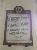 Image for Memorial Tablet - All Saints - Beyton, Suffolk
