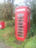 Image for Red Telephone box - Hallworthy, Cornwall