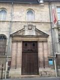 Image for Collège des jésuites des Godrans - Dijon (Côte-d'Or), France