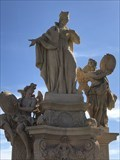 Image for Sv. František Borgia na Karluv most (Praha)