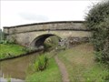 Image for Stone Bridge 86 Over The Macclesfield Canal - Scholar Green, UK
