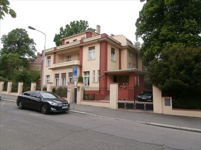 Embassy of Azerbaijan - Prague