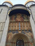 Image for Murals of Dormition Cathedral - Moscow - Russia