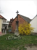 Image for Churchyard Cross - Hlupin, Czech Republic