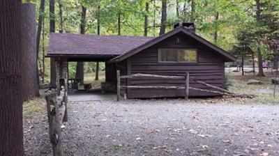 Beau View Waymark Gallery. Cabin No. 1   Linn Run State Park ...