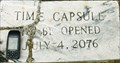 Image for McLeod Park Time Capsule