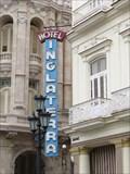 Image for Antonio Maceo - Hotel Inglaterra - La Habana, Cuba