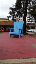 Image for Giant Adirondack Chair - Morgan Hill, CA
