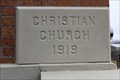 Image for 1919 - First Christian Church of Aubrey - Aubrey, TX