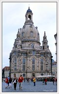 Image for The Dresden Frauenkirche (Church of Our Lady), Dresden, Germany