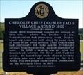 Image for Cherokee Chief Doublehead's Village Around 1800 - Elgin, AL