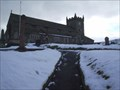 Image for St.Michael and All Angels church-Hawkshead,Cumbria ,England.