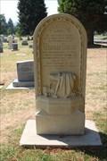 Image for Blacksmith - Thomas Tanner - Salt Lake City Cemetery - Salt Lake City, UT