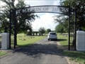 Image for St. Martin Cemetery - Tours, TX