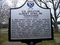 Image for U.S. Senator Albert Gore, Sr. Tennessee