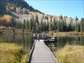 Image for Silver Lake Pier, Brighton, UT, USA