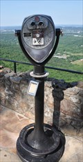 Image for Rock City Gardens Upper Level Overlook Binocular #2
