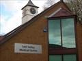 Image for Sett Valley Medical Centre Clock, New Mills