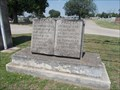 Image for Lord's Prayer - Odd Fellows Cem. - Ponca City, OK
