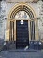 Image for Doorway Bonner Münster - Bonn, NRW, Germany