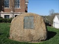 Image for Memorial to Bedford Volunteer Company - Bedford, Virginia