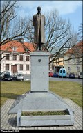 Image for 1841 Masaryk & Tomáš Garrigue Masaryk - Masarykovo námestí (Slaný, Central Bohemia)
