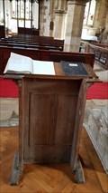 Image for Visitors Book - St John the Baptist - Harringworth, Northamptonshire