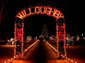 Image for Public Square Holiday Display - Willoughby, Ohio