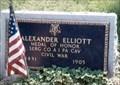 Image for Alexander Elliott-Pittsburgh, PA
