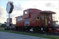 Image for Alleged Rio Grande RR Caboose -- Port Isabel TX