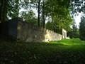 Image for Nový židovský hrbitov / the new Jewish cemetery, Brtnice, Czech republic