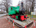 Image for Locomotive of the Jablonowska Railway - Karczew, Poland
