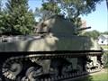 Image for M4 Sherman Tank - USA - Pipestone, MN