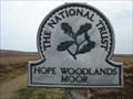Image for Hope Woodlands Moor, Derbyshire.