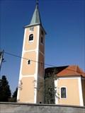 Image for Bell Tower on Church of Holy Trinity - Sveta Nedelja, Croatia
