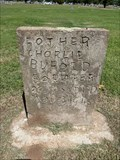 Image for Charlie Buford - Summit View Cemetery - Guthrie, OK
