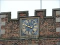 Image for St Lawrence Church Clock - London Road, Morden, UK